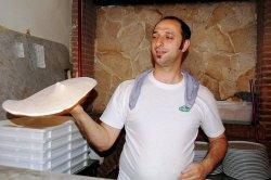 Тесто настоящей пиццы