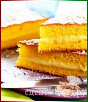 Торт из Сен-Тропе