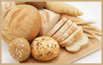 Хлеб - полезность, сорта и виды